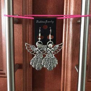 Jewelry - Large Angel Earrings